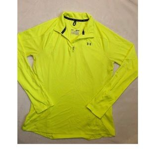 Under armour Bright long sleeve shirt / workout
